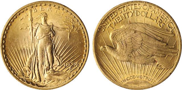 1924-S $20
