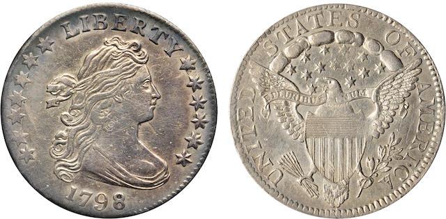 1798 Large 8 10C