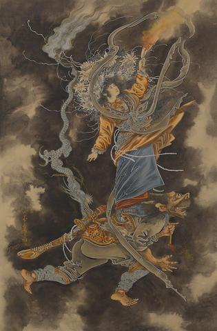 Toshio Aoki (1853-1912) Hope