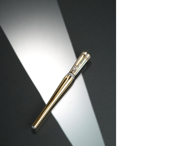 MONTBLANC: Greta Garbo Commemorative Edition 100 Fountain Pen