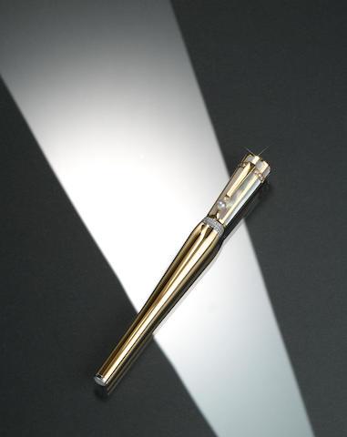 MONTBLANC: Greta Garbo Commemorative Edition 100 Fountain Pen