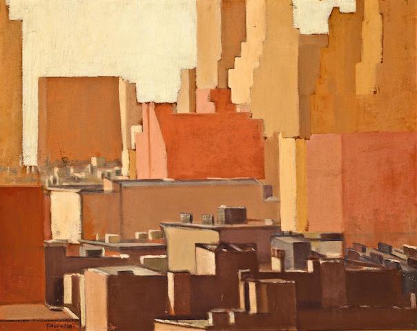 Fred Warndof (American, d. 1939)