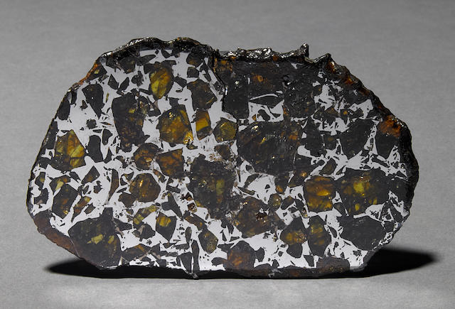 Admire Pallasite – Complete Section