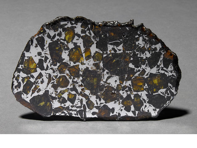 Admire pallasite (complete section) 72 gms.