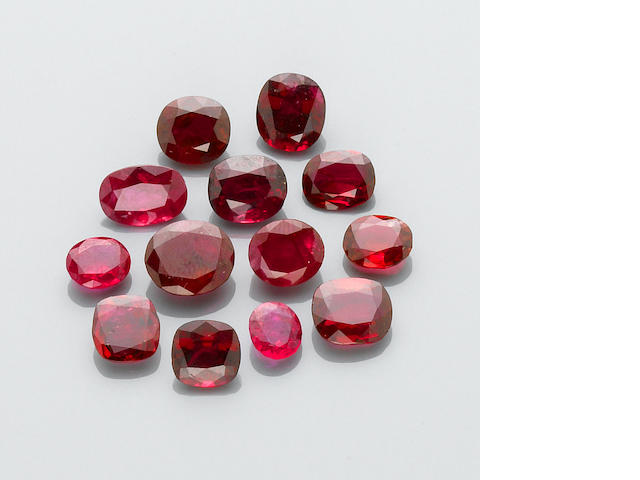 Group of Rubies