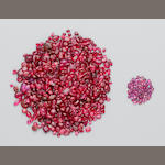 Large Quantity of Ruby Melee