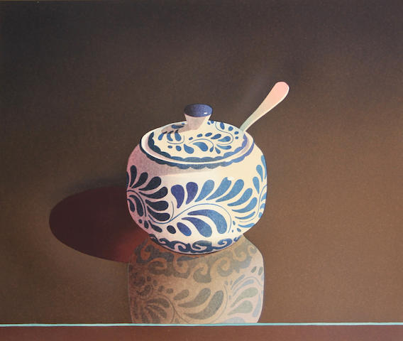 Mark Adams (American, 1925-2006); Sugar Bowl;