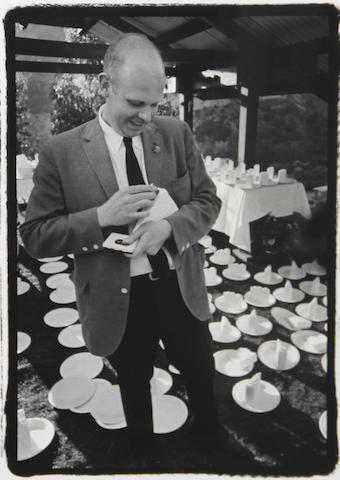 Dennis Hopper, Oldenburg Stamping Cake, 1966