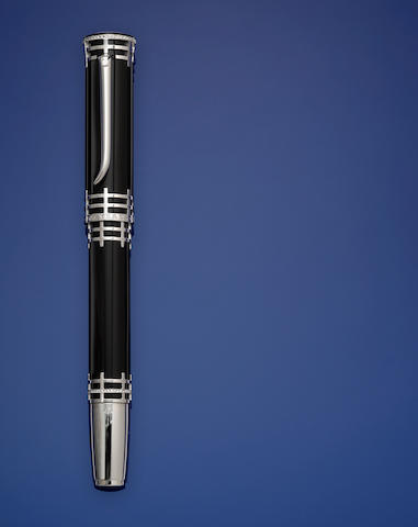 MONTBLANC: Juilliard Centennial Celebration Limited Edition 100 Fountain Pen