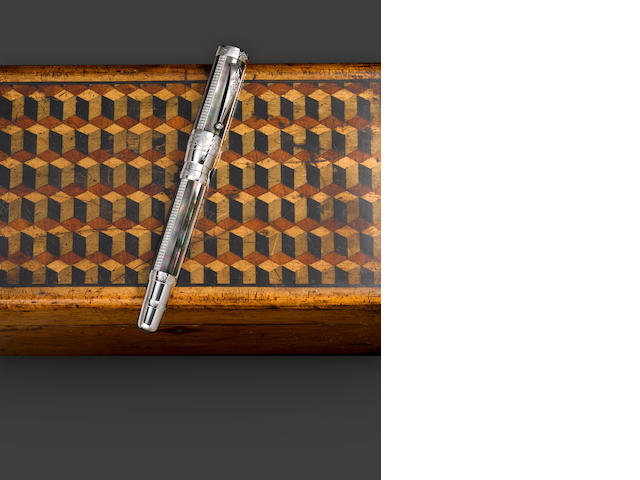 MONTBLANC: François I Ateliers Privés Limited Edition 8 Fountain Pen
