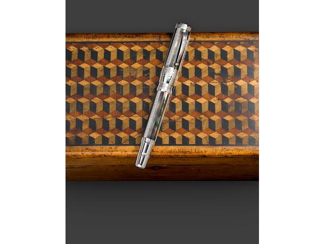 MONTBLANC: François I Ateliers Privés Limited Edition 8 Fountain Pen