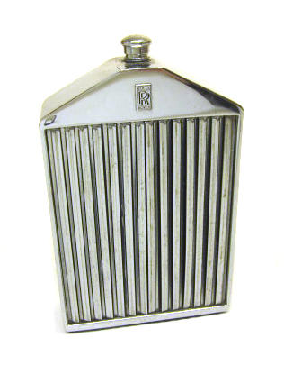 A Rolls-Royce Ruddspeed decanter,