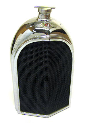 A Bentley Ruddspeed decantor