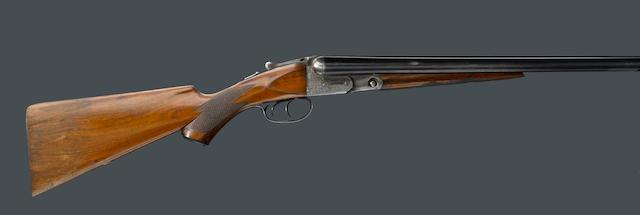 A 12 gauge VHE grade Parker Brothers boxlock shotgun