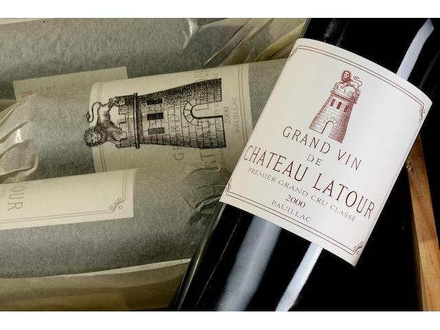 Château Latour 2000 (12)