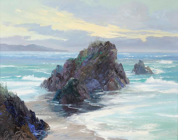 Bennett Bradbury, Sentinal Rock