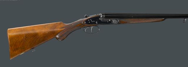 A 16 gauge Czech sidelock ejector gun by Johann Nowotny