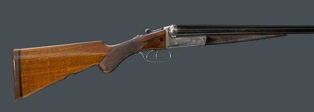 A 12 gauge English boxlock ejector shotgun by Cogswell & Harrison