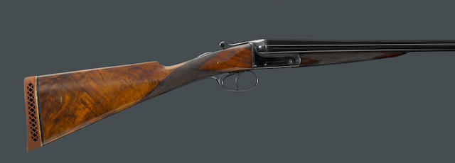 A 12 gauge English boxlock ejector gun by Joseph Lang & Sons