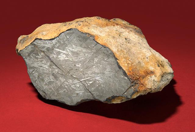 Arizona Iron Meteorite