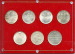 Switzerland, 5 Francs, Commemorative Issues, 1936-1963