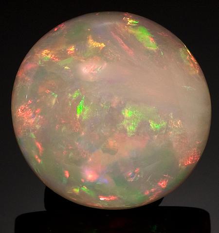 Fine Hydrophane Opal