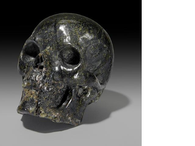 Franklinite Skull