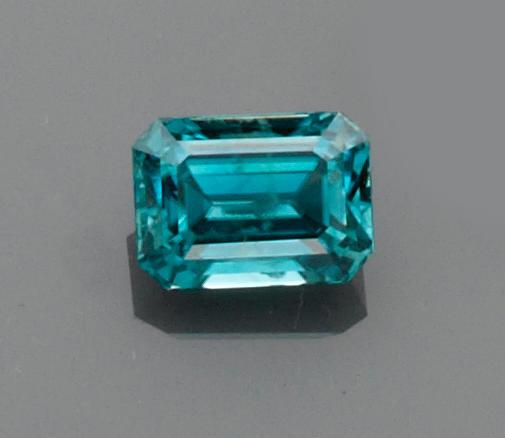 Stunning Blue Zircon