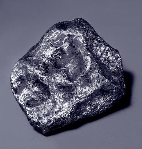 Campo del Cielo Meteorite — Select Fist-Sized Meteorite