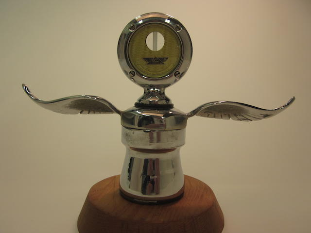 A Ford junior model D Motometer with wings,