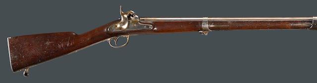 A U.S. Model 1847 Artillery musketoon