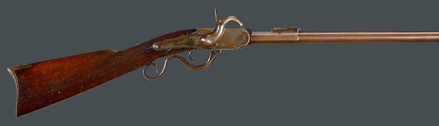 A 2nd Model Cosmopolitan breechloading percussion carbine