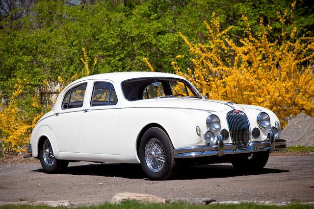 1957 Jaguar MkI Saloon