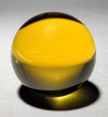 Historic Manhattan Project Glass Sphere