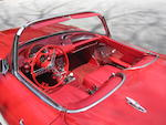 1960,Corvette Roadster  Chassis no. 00867S100464