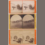 Three stereoviews