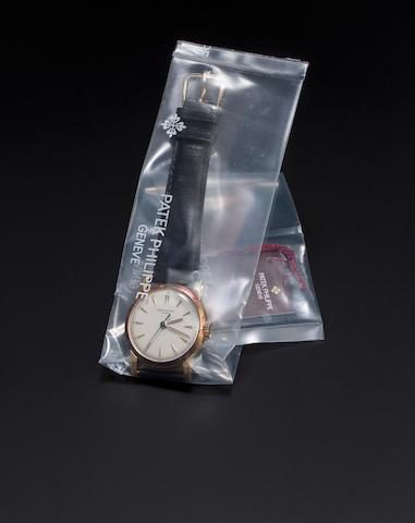 A Patek Phillipe wristwatch ref2450