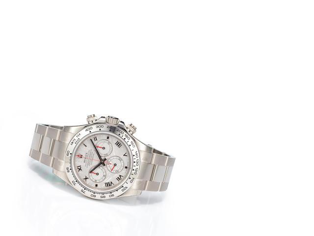 Rolex WG DAYTONA Meteorite dial