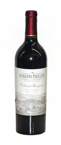 Joseph Phelps Cabernet Sauvignon 1996 (12)