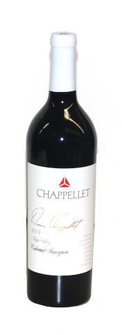 Chappellet Signature Cabernet Sauvignon 2004 (12)