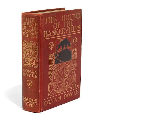 DOYLE, ARTHUR CONAN, SIR. 1859-1930. The Hound of the Baskervilles. London: George Newnes, 1902.