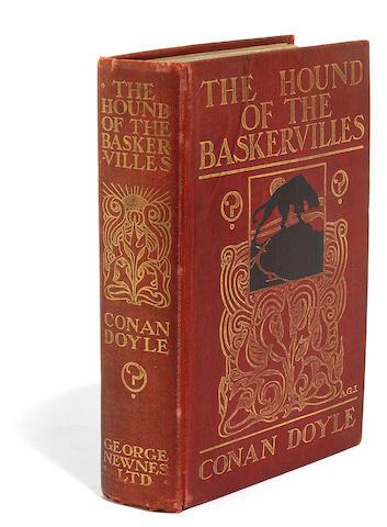 DOYLE, ARTHUR CONAN, SIR. 1859-1930. The Hound of the Baskervilles. London: George Newnes, 1902.