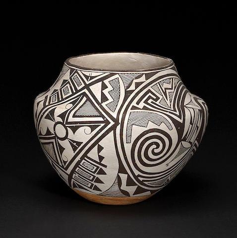 An Acoma jar