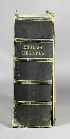 [BIBLE IN ENGLISH.]