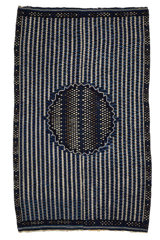 A Saltillo late classic blanket