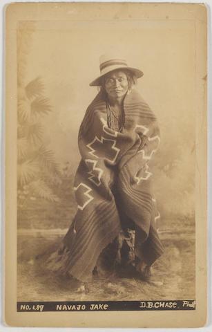 D.B. Chase, boudoir card
