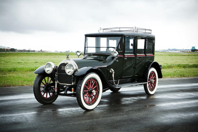 1915 Simplex-Crane Model 5 Sport Berline  Chassis no. 2168