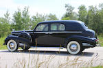 From the Beardslee Collection, one of only eight built in this body style,1939 Cadillac Series 90 Sixteen Formal Sedan  Engine no. 5290100