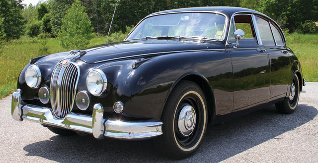 1962 Jaguar  Chassis no. P216263DN