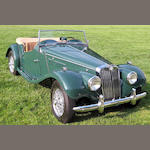 1954 MG TF 1250 Roadster  Chassis no. XPAGTF31294 Engine no. HDP46/1141